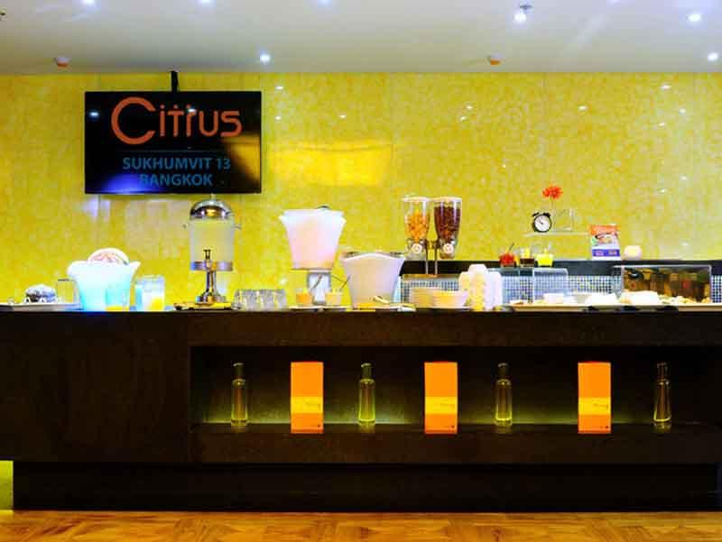 Citrus Sukhumvit 13 Bangkok