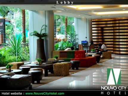 ヌーボシティホテル