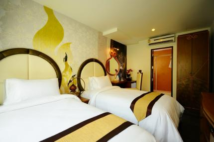曼谷哇喔酒店