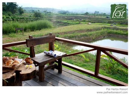 Pai Herbs Resort