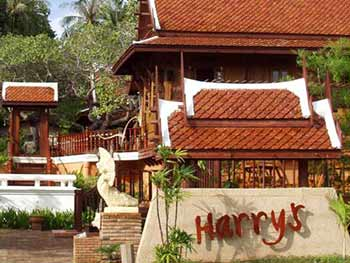 Harry Bungalow and Restaurant