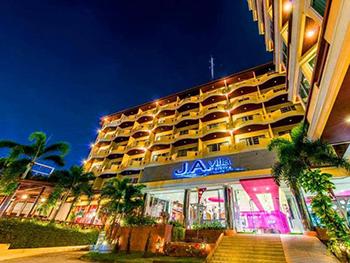 J A Villa Pattaya