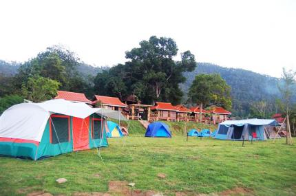 Ban View Nam Camping & Resort