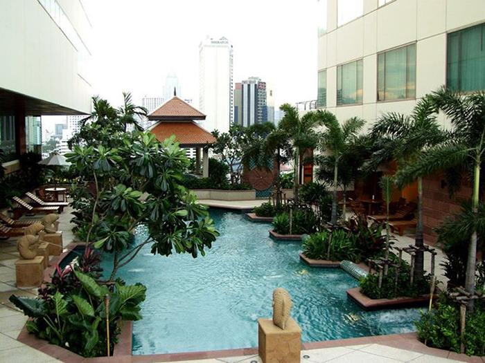 茉莉花城市酒店