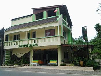 Punnarai Resort Ranong