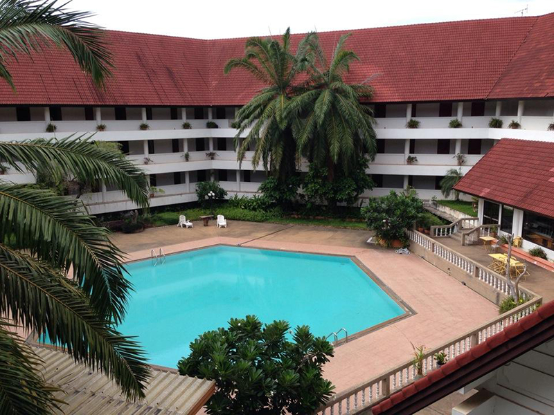 โรงแรมไพลิน สุโขทัย