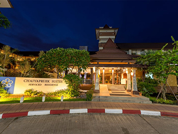 Chaiyapruek Suites Serviced