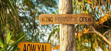 King Paradise Payam Resort