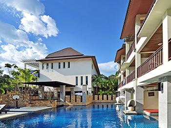 兰塔沙洲水疗度假酒店