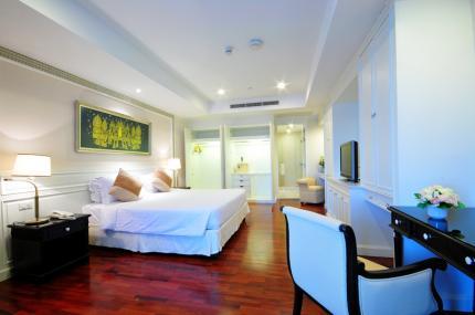 曼谷是隆中央酒店