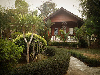 อ่าวนาง บ้านสวน รีสอร์ท