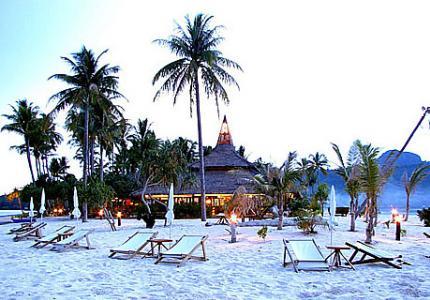 Koh Mook Sivalai Beach