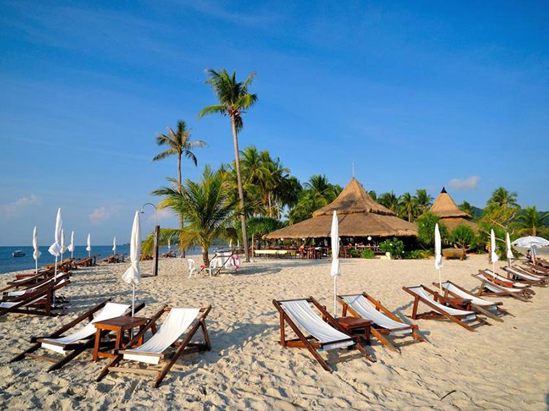 穆岛西拉威海滩度假村