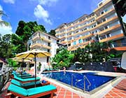 Blue Ocean Beach Resort (Tri Trang)