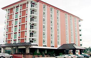 โรงแรม พร 3 ขอนแก่น