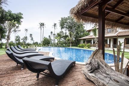 Villa Hillfa Koh Samui