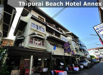 Thipurai Beach Hotel