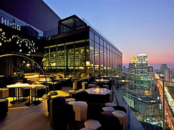 曼谷索菲特所酒店