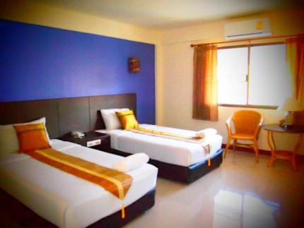 โรงแรมนาค นครา