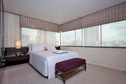 Sala Daeng Deluxe Suite Room 1207