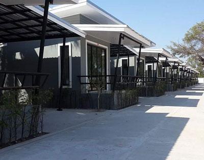 Modern Resort Tha Tum