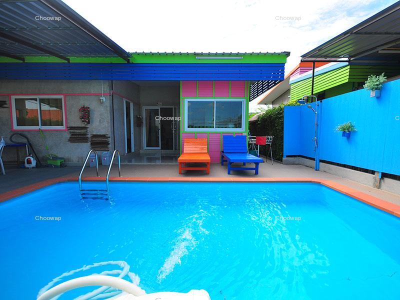 Baan See San Pool Villa Hua Hin