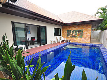 Baan Blue Pool Villa
