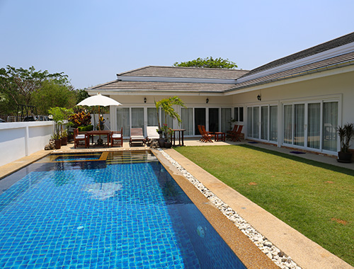 Thiva Pool Villa B