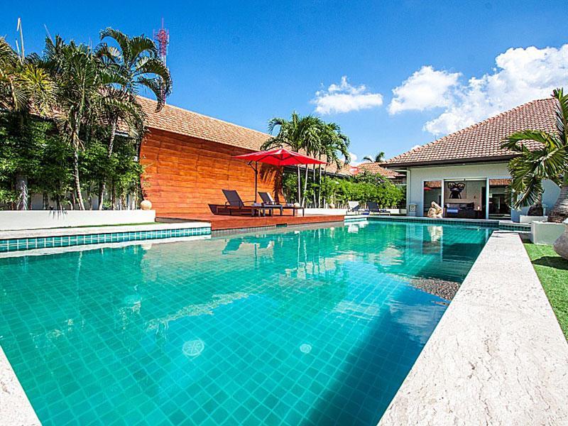 Jomtien Primrose Villa