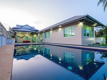 Baan Three Plus One Pool Villa Hua Hin