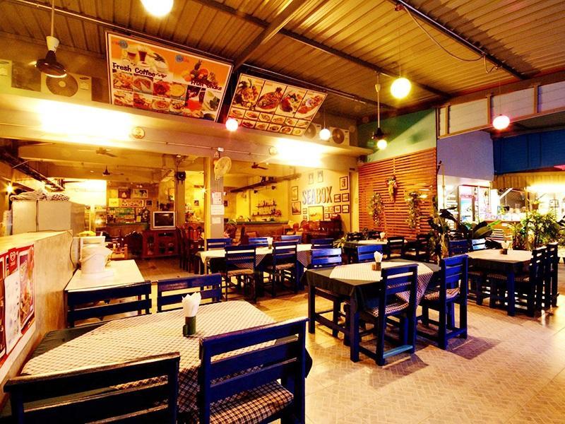Seabox Khaolak Hostel