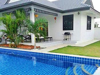 Darlene Pool Villa Hua Hin