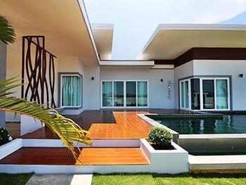 Villa de Comfort Hua Hin