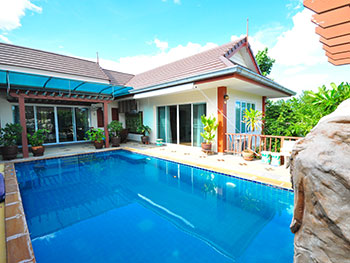 Daisy Pool Villa Hua Hin