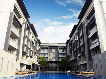 Serenity Hotel and Spa Kabinburi