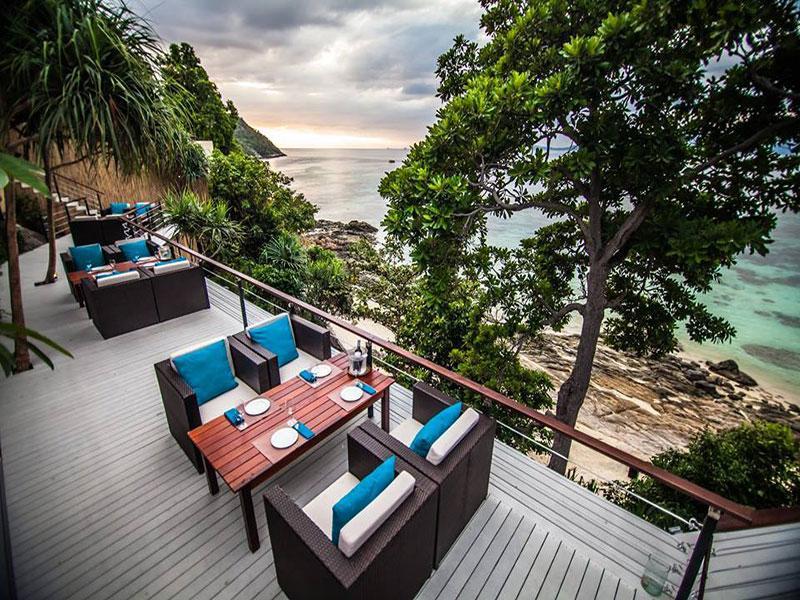 ที่พักเกาะหลีเป๊ะติดทะเล ยอดนิยม 2016