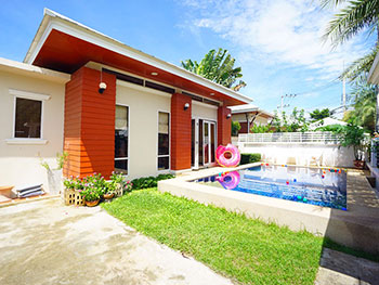 Brownies Pool Villa Hua Hin
