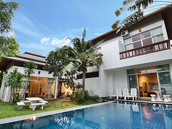 Dara Pool Villa Pattaya