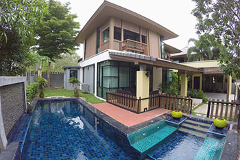 Rom Mai Pool Villa Pattaya