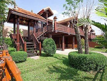 Timberland Lanna Villa 201