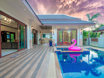 Laval Pool Villa Hua Hin