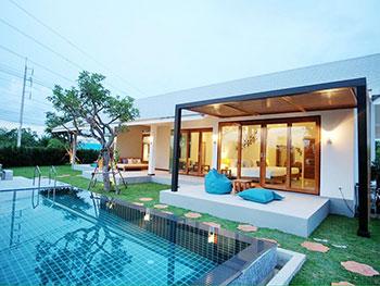 Listo Pool Villa Hua Hin