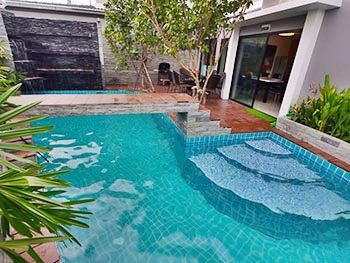 Feeling Pool Villa Pattaya