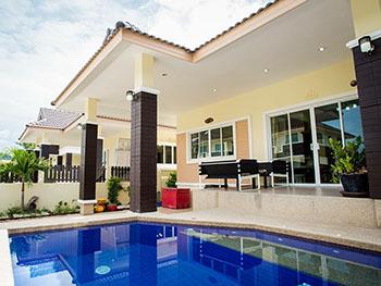 Gerbera Pool Villa Huahin