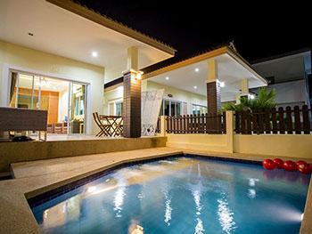 Cadendron Pool Villa Huahin