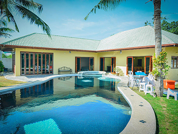 Kradangnga Pool Villa A
