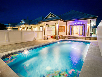 Geranium Pool Villa Huahin