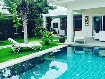 Saensabai Pool Villa