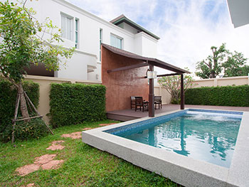 Moderno Pool Villa Pattaya
