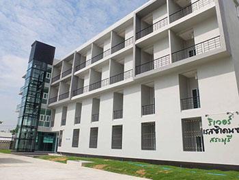 River Residence Saraburi